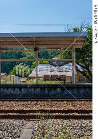 美山駅(みやまえき)/福井県福井市境寺町 80394934