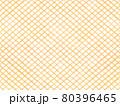 ベージュ色の網模様 アナログ背景 80396465