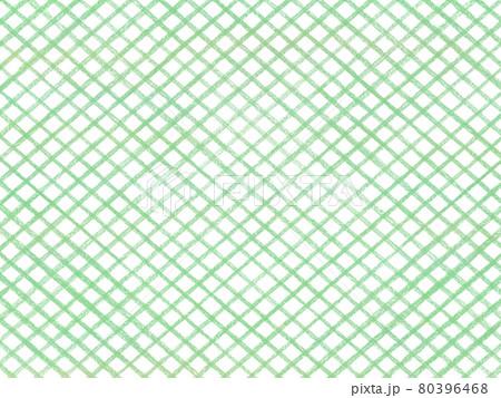 緑色の網模様 アナログ背景 80396468