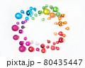 Colorful christmas lifestyle 80435447