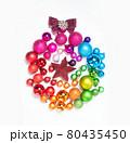Colorful christmas lifestyle 80435450