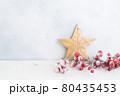 Rustical christmas lifestyle 80435453