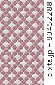 ランタンやモロッカンのタイルの絵具イラストイメージ 80452288
