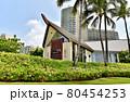 ハワイの休日 80454253