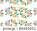 バラのパターン 80483651