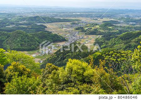鎌倉山山頂(兵庫県加西市河内町)※作品コメント欄に撮影位置 80486046