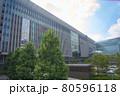 福岡市のJR博多駅 80596118