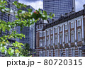赤レンガの東京駅(千代田区丸の内) 80720315