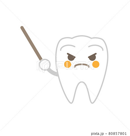 指示棒歯怒る 80857801