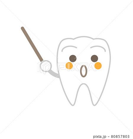 指示棒歯驚く 80857803