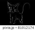 black cat 81012174