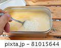 【家キャンプ】メスティンでターメリックライスを炊く方法 81015644