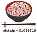 赤飯 81061519