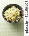 枝豆と油揚げの炊き込みご飯16 81169108