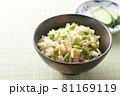 枝豆と油揚げの炊き込みご飯6 81169119
