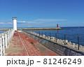 夏 灯台 ペクリョン島 81246249