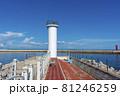 夏 灯台 ペクリョン島 81246259