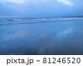 大洗のリフレクションビーチ 81246520
