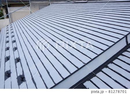 屋根のさび止め塗装 屋根のメンテナス 81278701