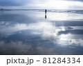 大洗のリフレクションビーチ 81284334