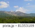望岳台からの十勝岳の景色 81353109
