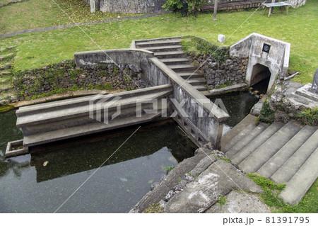 鹿児島県 沖永良部島のジッキョヌホーの名水 81391795