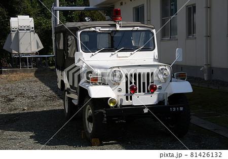 陸上自衛隊の73式小型トラック(旧型) 81426132