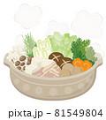 和食★鍋料理 寄せ鍋 水炊き 81549804