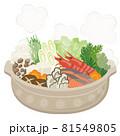 和食★鍋料理 海鮮ちゃんこ鍋 81549805