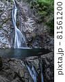 兵庫県・布引の滝 雄滝 81561200