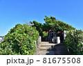 城ヶ島・楫の三郎山神社の祠 81675508