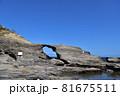 城ヶ島・馬の背洞門 81675511