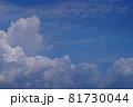 羽田空港を離陸したB787 81730044