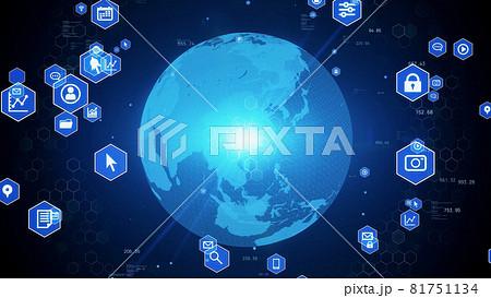グローバルネットワーク  81751134