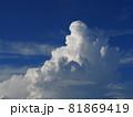 夏の積乱雲 81869419