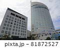 高松駅前、サンポート高松のJRホテルクレメント高松とJRクレメントイン高松 81872527