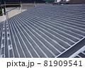 屋根のメンテナンス鋼板屋根の塗り替え 81909541