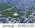 武道館/空撮 81961139