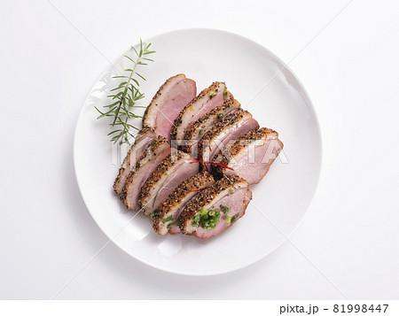 鴨肉のパストラミ 81998447