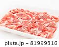 豚ロース薄切り肉 81999316