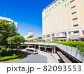 川崎市 新百合ヶ丘駅南口 バスターミナル 82093553