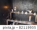 大阪千日前 水掛不動尊 法善寺の蝋燭たて 82119935