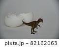 恐竜と卵の殻 82162063