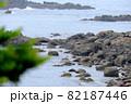 磯の風景イメージ素材 82187446
