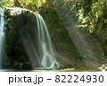 光と滝のコラボレーション 82224930