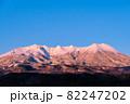 御嶽山・冬(夜明け) 82247202