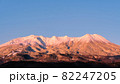 御嶽山・冬(夜明け) 82247205