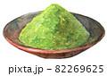 水彩抹茶の粉 82269625