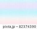 和柄:鹿の子(日本柄)の背景、パステルカラーの水色と黄色、ピンク、和紙の質感 82374390