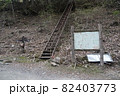 南アルプス 椹島 赤石岳登山口 82403773